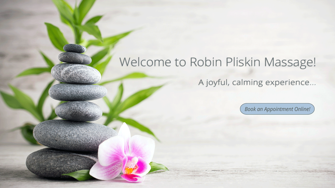 Welcome to Robin Pliskin Massage!